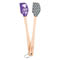 Tovolo Spatulart Skeleton  Set of 2 Mini Spatulas