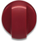 Wolf M Series Professional Oven Red Knobs