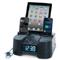 DOK Six Device Charging Clock Radio