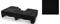 JL Audio Toyota Tundra Double Cab Black Subwoofer Stealthbox