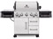 Broil King Imperial 590 Stainless Steel Liquid Propane Gas Grill
