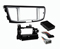 Metra Black Single/Double DIN Installation Dash Kit