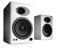 Audioengine A5+ Powered White Desktop Speakers