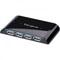 Targus USB 3.0 Black 4-Port SuperSpeed Hub