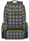 """Solo Surge Active Collection Grey/Green 15.6"""" Backpack"""