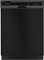 Amana Black Built-In Dishwasher