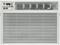 GE 11,800 BTU 11.0 EER 230V Window Air Conditioner