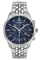 Citizen Eco-Drive Stainless Steel Blue Dial Mens Watch