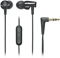 Audio-Technica Black SonicFuel In-Ear Headphones