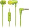 Audio-Technica Lime Green SonicFuel In-Ear Headphones