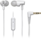 Audio-Technica White SonicFuel In-Ear Headphones