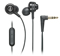Audio-Technica Black SonicSport In-Ear Headphones
