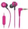 Audio-Technica Pink SonicSport In-Ear Headphones