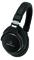 Audio Techinca Black SonicPro High-Resolution  Over-Ear Headphones