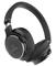 Audio-Technica Black Wireless Bluetooth On-Ear High-Resolution Audio Headphones