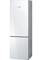 "Bosch 800 Series 24"" White Counter Depth Bottom Freezer Refrigerator"