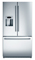 "Bosch 36"" Stainless Steel French Door Bottom-Freezer Refrigerator"