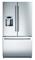 "Bosch 36"" Stainless Steel French Door Bottom-Freezer Refrigerator"