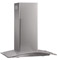 "Broan Arched 29-1/2""  Stainless Steel Chimney Wall Hood"