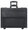 "Solo Classic Collection Black 17.3"" Rolling Catalog Case"