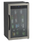 Avanti 3.0 Cu. Ft. Black Cabinet With Stainless Steel Door Beverage Cooler