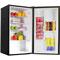 Avanti 3.1 Cu Ft Black Compact Refrigerator