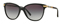Burberry Black Cat Eye Womens Sunglasses