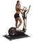 Body-Solid Olympic Best Fitness Cross Trainer Elliptical