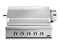 "DCS 36"" Stainless Steel Liquid Propane Gas Grill With Rotisserie"