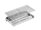 DCS Stainless Steel Hybrid IR Sear Burner