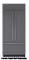 "Sub-Zero 36"" Built-In Panel Ready French Door Refrigerator"