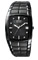 Citizen Eco-Drive Black Stainless Mens Watch