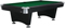 Brunswick Boca 8 Ft. Black And Green Billiard Table Package