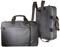 Tucano Svolta Combo Black Convertible Bag And Backpack