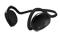 AT&T FreeAgent Black Stereo Bluetooth Headphones