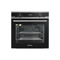 "Blomberg  24"" Black Electric Single Wall Oven"