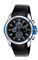 Citizen Eco-Drive Mens Blue Stainless Watch