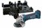 "Bosch Tools 4-1/2"" 18 V Cordless Angle Grinder Bare Tool With L-BOXX-2"