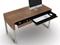 BDI Cascadia 6201 Walnut Desk