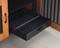 Salamander Designs Black Bottom Shelf Media Tray