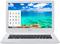 Acer Chromebook White Laptop Computer