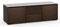 Salamander Designs Chameleon Collection Berlin 236 Wenge Textured Speaker Integrated Cabinet
