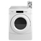 Whirlpool 6.7 Cu. Ft. Commercial White Electric Dryer