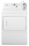 Whirlpool Mechanical Metered White Electric Dryer