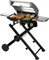 Cuisinart Stainless Steel All Foods Roll-Away Portable Propane Gas Grill
