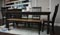 Canadel Champlain Spice Washed And Black Dining Room Set