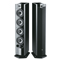 Focal Chorus 800 W Series Black Piano Lacquer Floor Standing Speakers