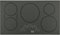 "GE Cafe 36"" Flagstone Gray Induction Cooktop"