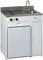 "Avanti 30"" Complete Compact Kitchen with Refrigerator"