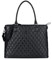 "Solo Classic Collection Black 15.6"" Tote"